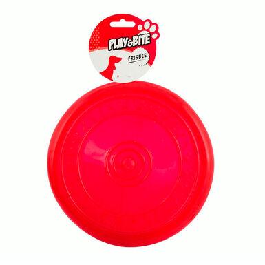 Frisbee Clip-Strip de Play&Bite para perro