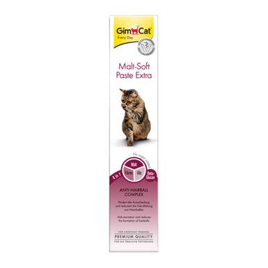 Pasta de malta Extra-Soft GimCat para gatos 50gr
