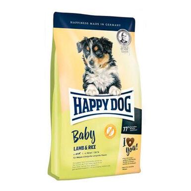 Happy Dog Baby Cordero y Arroz 10 kg