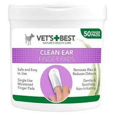 Vet's Best Clean Ear limpiador de oídos perros