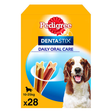 Pedigree DentaStix Razas Medianas