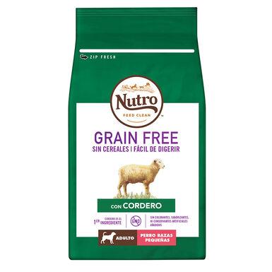 Nutro Grain Free Senior Cordero 11,5 kg