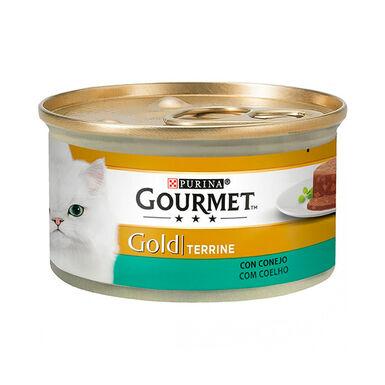 Pack 24 Latas Gourmet Gold Terrine 85 gr