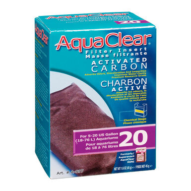 AquaClear Carbón