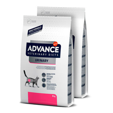 Affinity Advance Veterinary Diet Feline Urinary - 2x8 kg Pack Ahorro