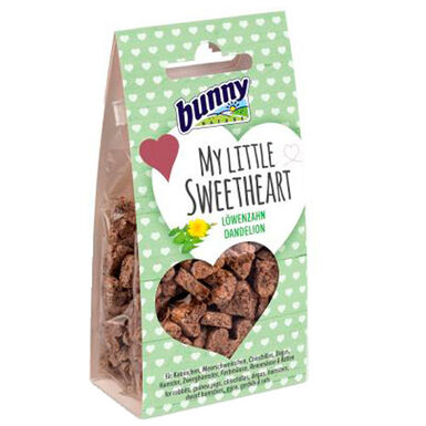 Bunny My Little Sweetheart snack para conejos 30gr
