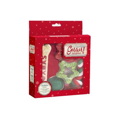 Caja de regalos Gift Box de Guau Christmas para perro
