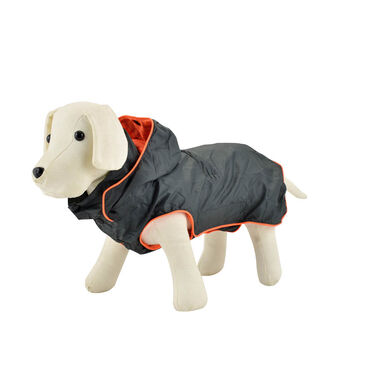 Impermeable para perros Outech Orange Neon