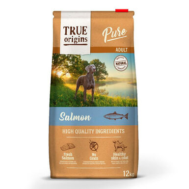 True Origins Pure Dog Adult Salmón