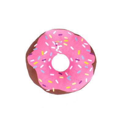 Juguete de peluche para perro Donut de Play & Bite