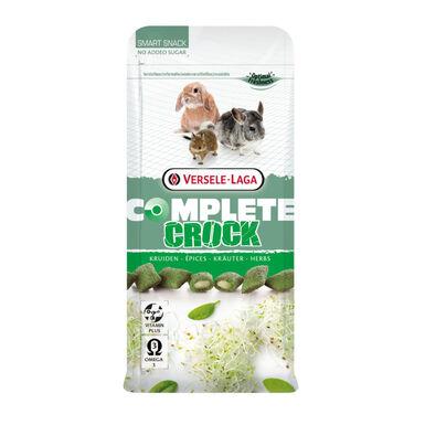 Versele-Laga Crock Complete Herbs Roedores snack