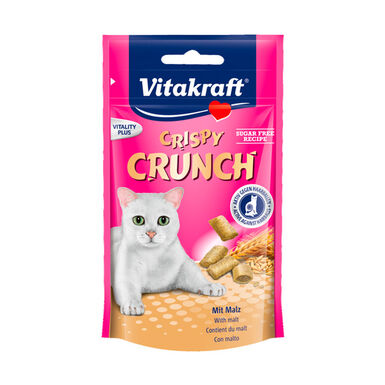 Vitakraft Crispy Crunch snacks de malta 60 gr