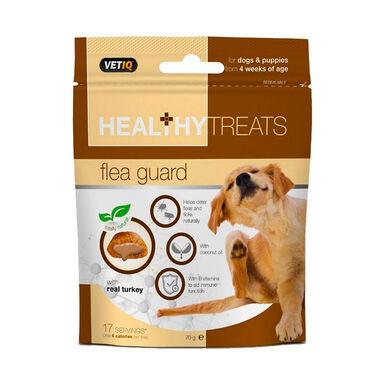 Snacks VetIQ para tratar las pulgas 70 gr