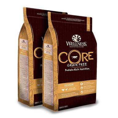 Wellness Core Senior - 2x1,8 kg Pack Ahorro