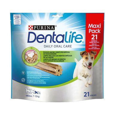 Pack Snacks Dentalife Perro Razas Pequeñas 345gr