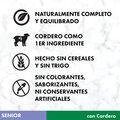 Nutro pienso para perros senior natural Grain Free con cordero image number null