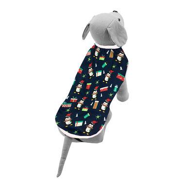Jersey Guau Christmas Pingüino talla L