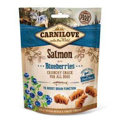 Carnilove Crunchy Snack Salmón snack para perros