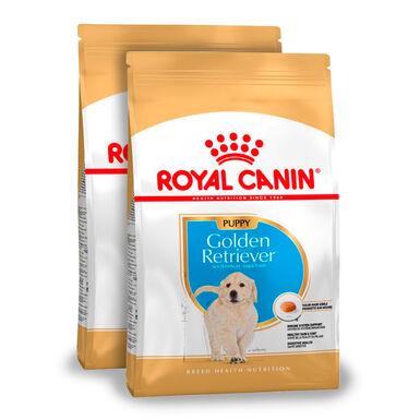 Royal Canin Golden Retriever Puppy - 2x12 kg Pack Ahorro