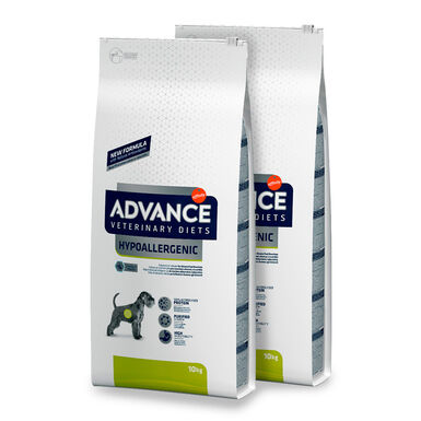 Affinity Advance Veterinary Diet Hypoallergenic - 2x10 kg Pack Ahorro