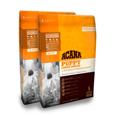 Acana Puppy Large Breed - 2x17 kg Pack Ahorro