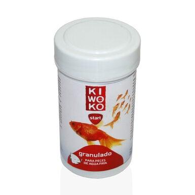 Kiwoko Start Granulado para Peces de Agua Fría 100 ml
