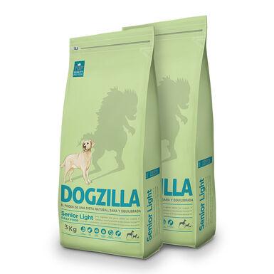 Dogzilla Senior Light - 2x3 kg Pack Ahorro