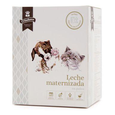 Criadores leche maternizada para perros y gatos