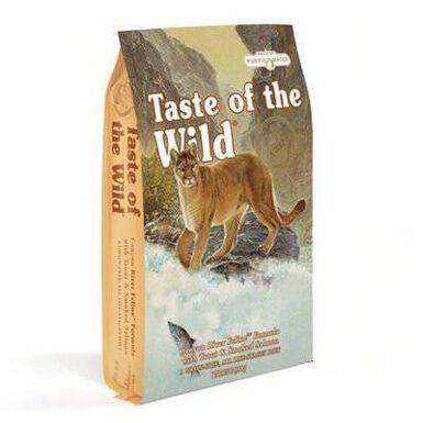 Taste of the Wild Canyon River comida para gatos