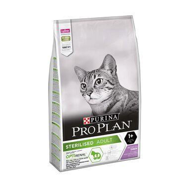 Purina Pro Plan Feline Sterilised pavo