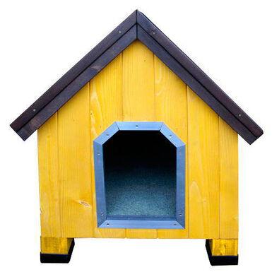 TK Pet Alpine Amarillo casa para perros