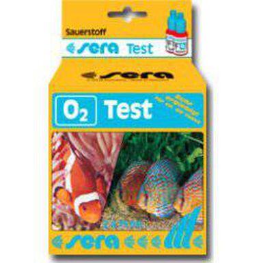 Sera test de O2 test agua para acuario