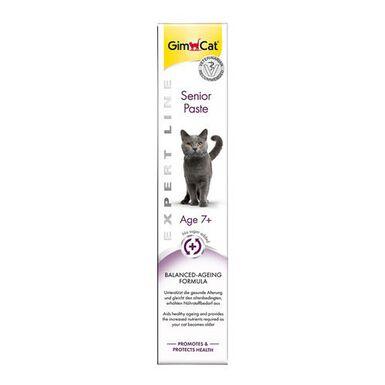 GimCat Senior para gatos de más de 7 años 50gr