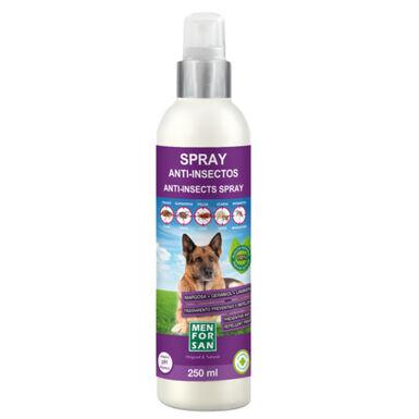 Menforsan anti insectos spray para perros