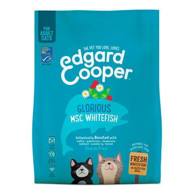 Edgard & Cooper gato pescado blanco 1,75 kg