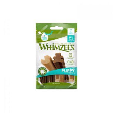Whimzees Snack Natural para cachorros de raza mediana y grande