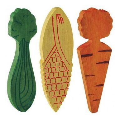 Ferplast verduras de madera para hámsteres