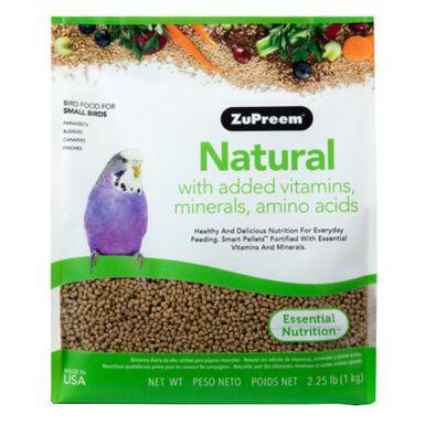 Zupreem Natural pienso para pájaros pequeños
