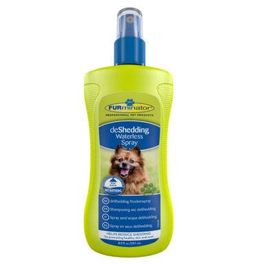 Furminator champú seco para mascotas
