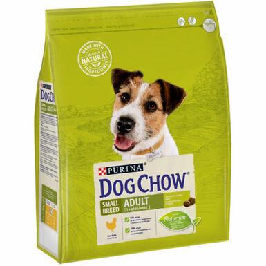 Dog Chow con pollo pienso para perro raza pequeña
