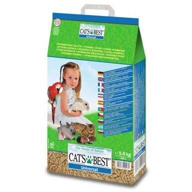 Jrs Cat's Best lecho higiénico ecológico para mascotas