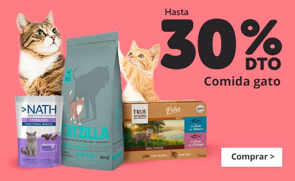 Ofertas alimentación gato