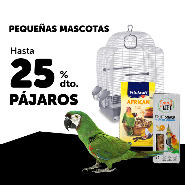 Ofertas Pájaros Black Friday