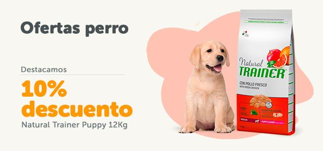 Ofertas perro - 10% en pienso puppy