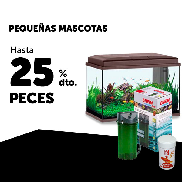 Ofertas Peces Black Friday