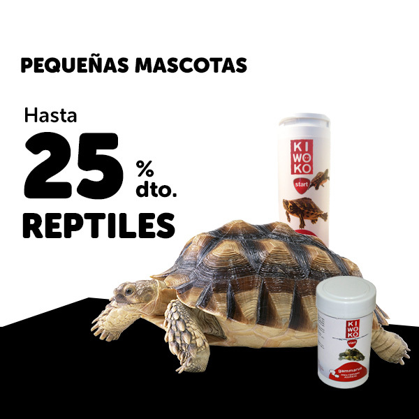 Ofertas Reptiles Black Friday