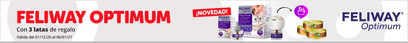 Feliway Optimum - regalo 3 latas