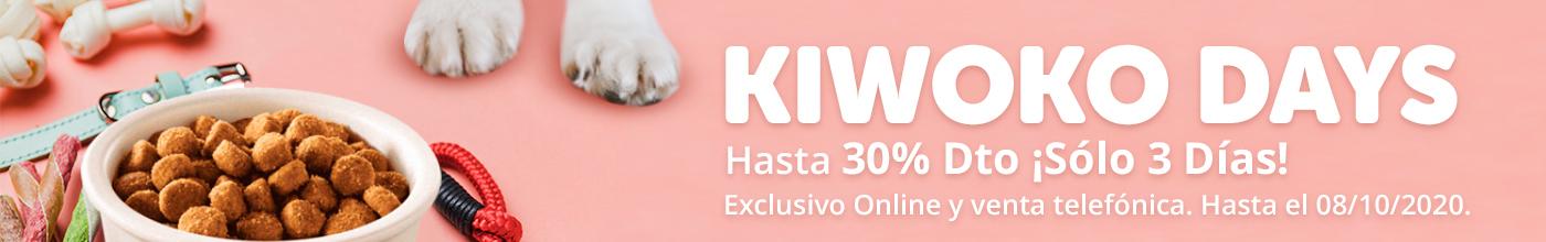 Kiwoko Days, ¡hasta 30% de descuento!