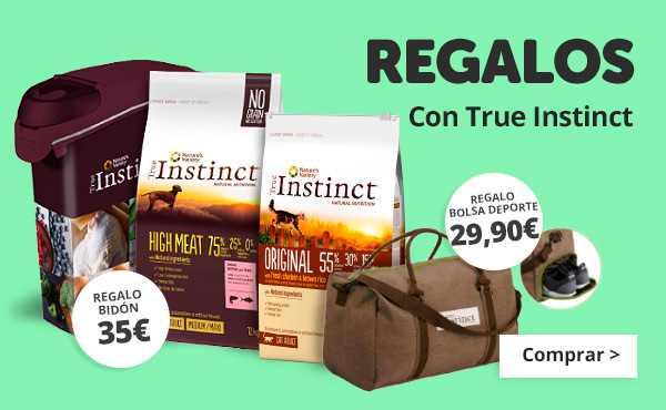 Regalos con True Instinct