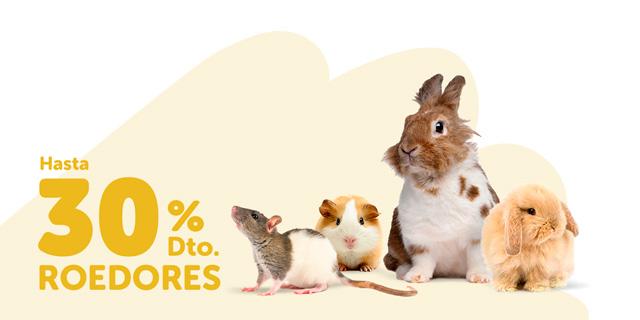 Descuentos roedores